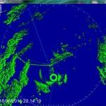 schermata radar sicilia